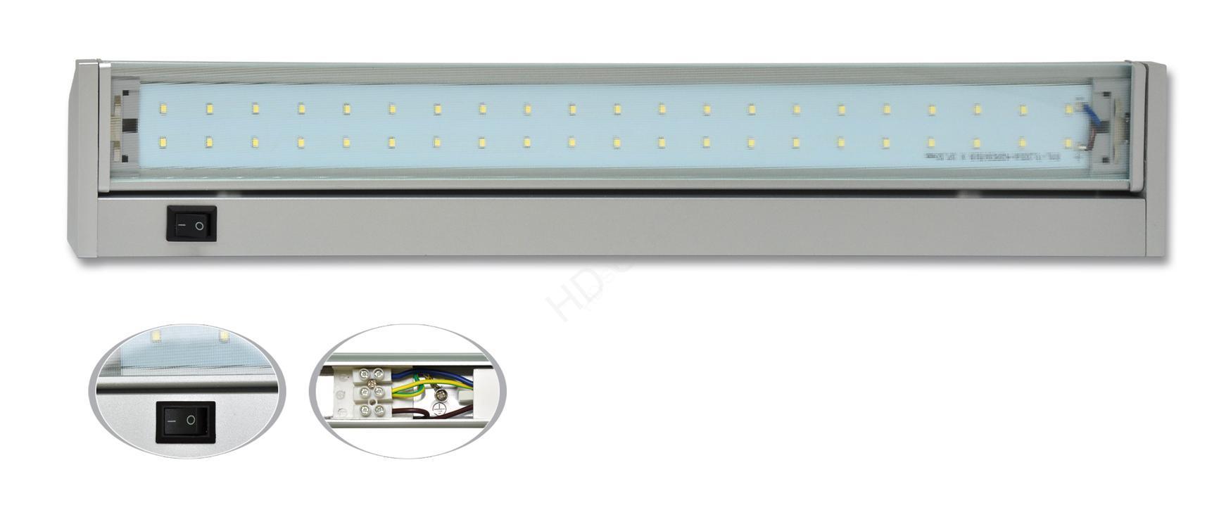 ECOLITE LED úsporné kuchynské výklopné podlinkové svietidlo GANYS SMD TL2016-70SMD/15W