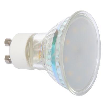 LED bodová žiarovka 4,5W/4100K/GU10 (LED12SMD-GU10/4100)