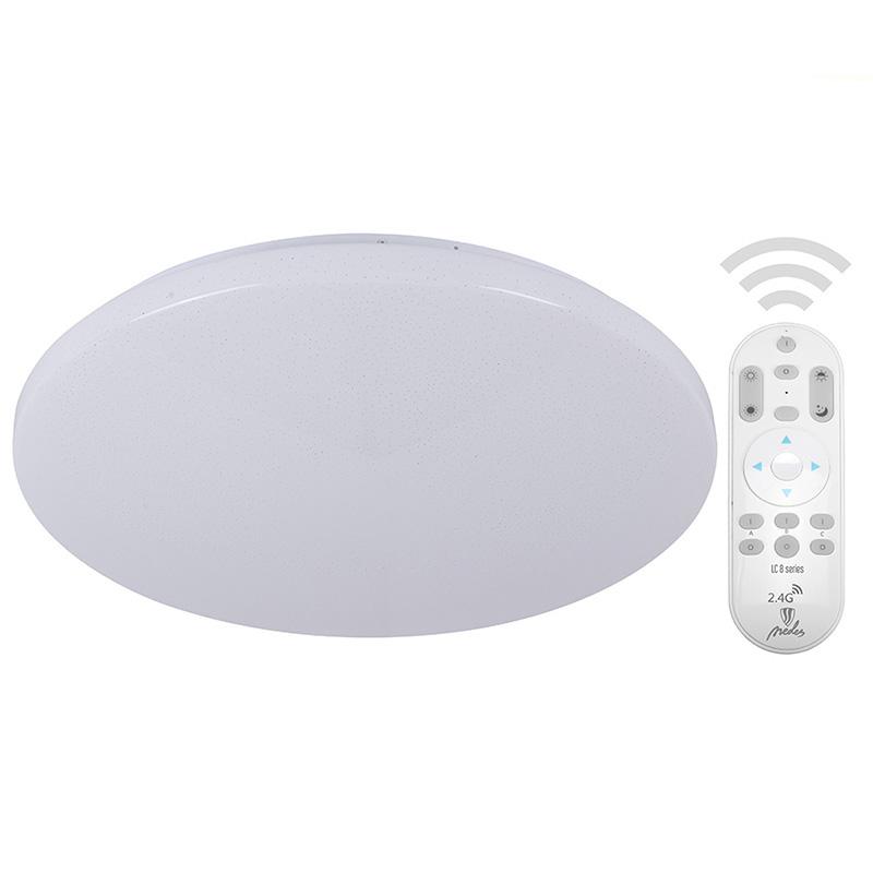 LED svietidlo 90W + diaľkový ovládač + star efekt (LC813S)