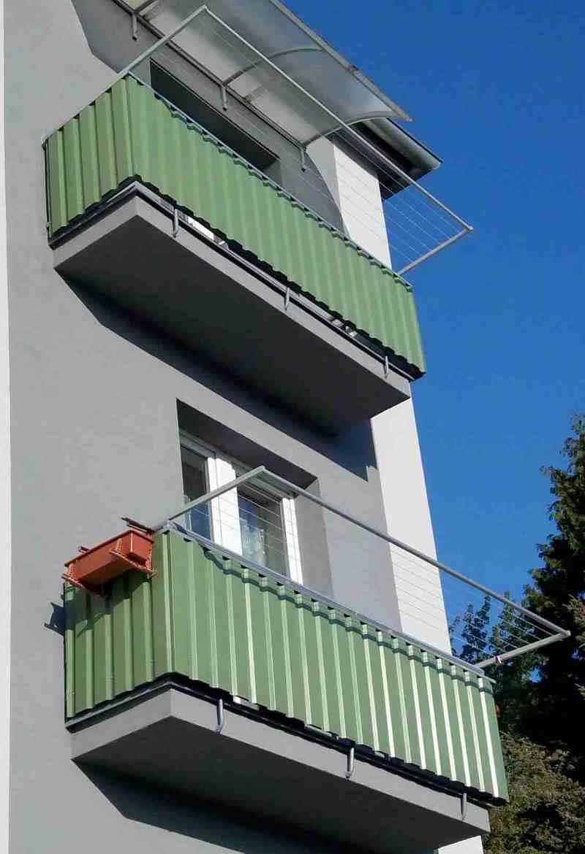 Balkónový sušiak pevný biely (BS/B FIX)