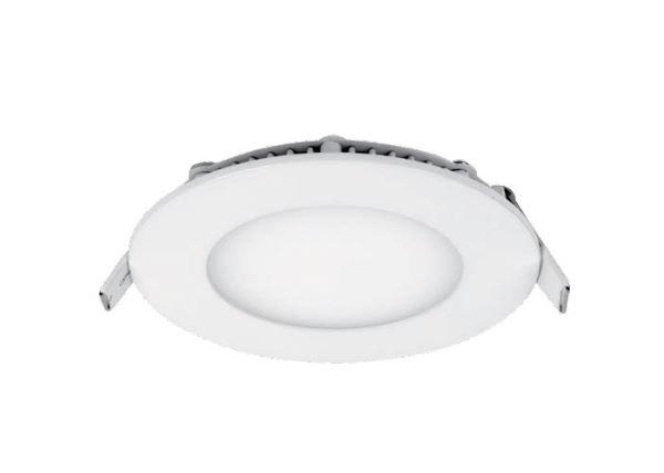 LED PANEL KRUH ECO ZAPUSTENÝ 6W 6400K D100mm (99LED960CW)