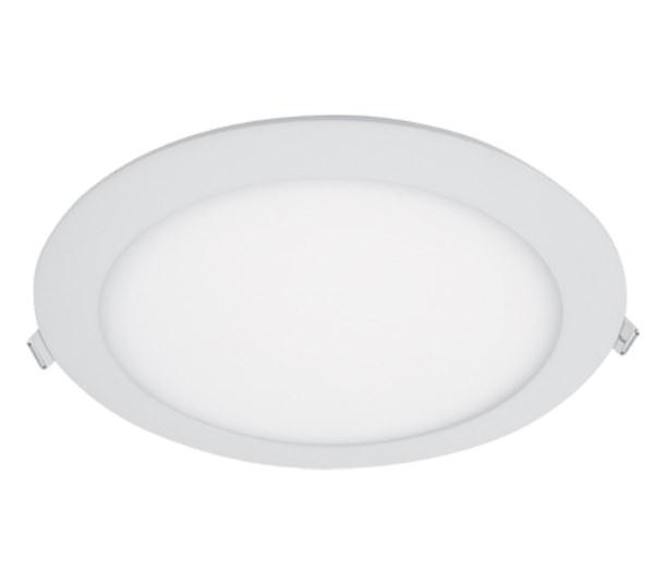 LED PANEL KRUH ECO ZAPUSTENÝ 28W 6400K D220mm (99LED964CW)