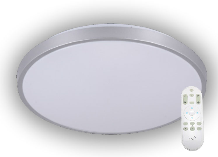 LED svietidlo 50W + diaľkový ovládač (LC801A/SI)