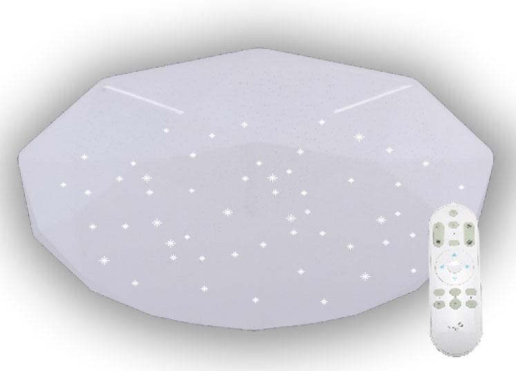 LED svietidlo 50W + diaľkový ovládač + star efekt (LC811D)