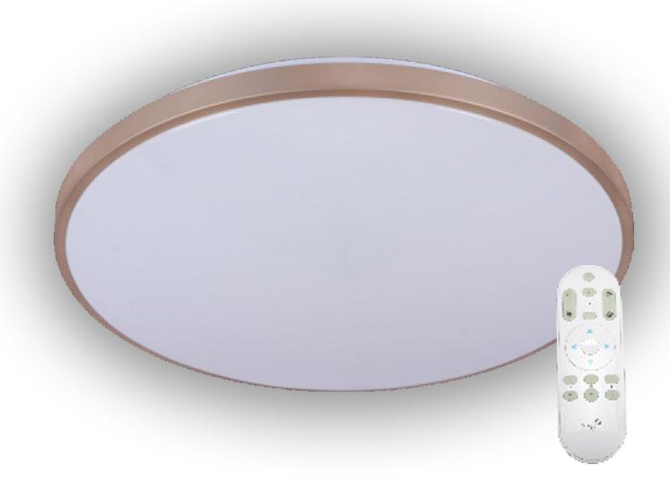 LED svietidlo opál 50W + diaľkový ovládač (LC801A/GD)