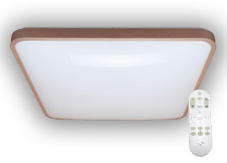 LED svietidlo opál 50W + diaľkový ovládač (LC801A/GD/S)