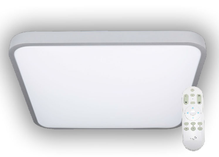 LED svietidlo 50W + diaľkový ovládač (LC801A/SI/S)