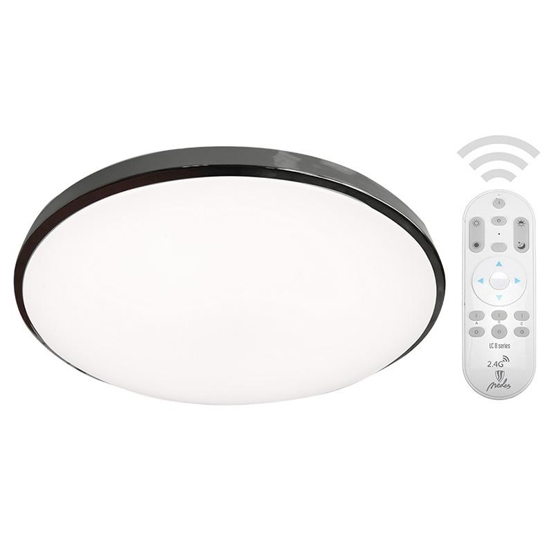 LED svietidlo 50W + diaľkový ovládač (LC801A/BCH)