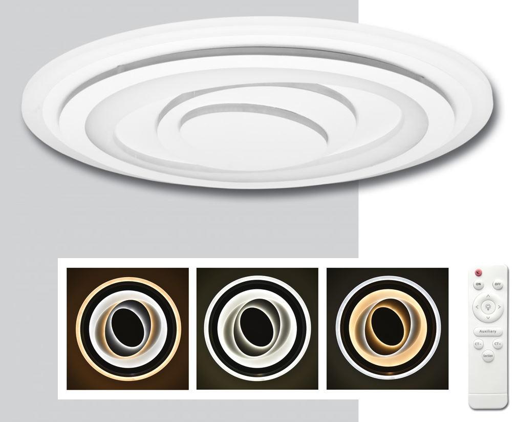 LED ORION stmievateľné stropné svietidlo s DO (WALP08-60W/LED)