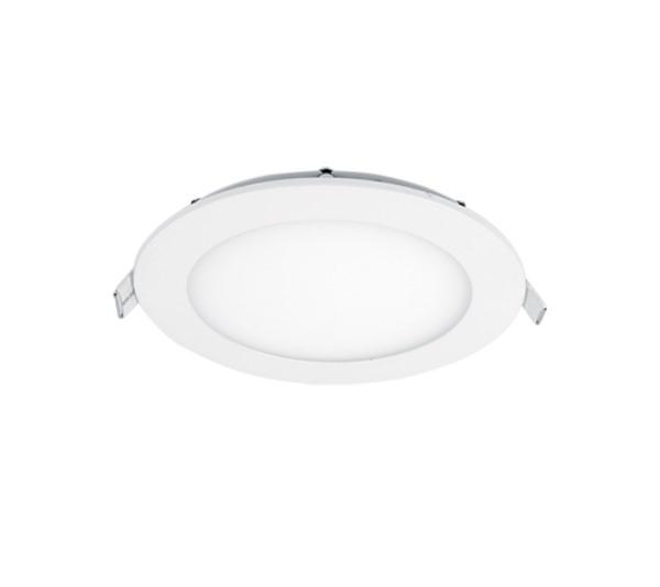 LED PANEL KRUH ECO ZAPUSTENÝ 12W 6400K D145mm (99LED961CW)