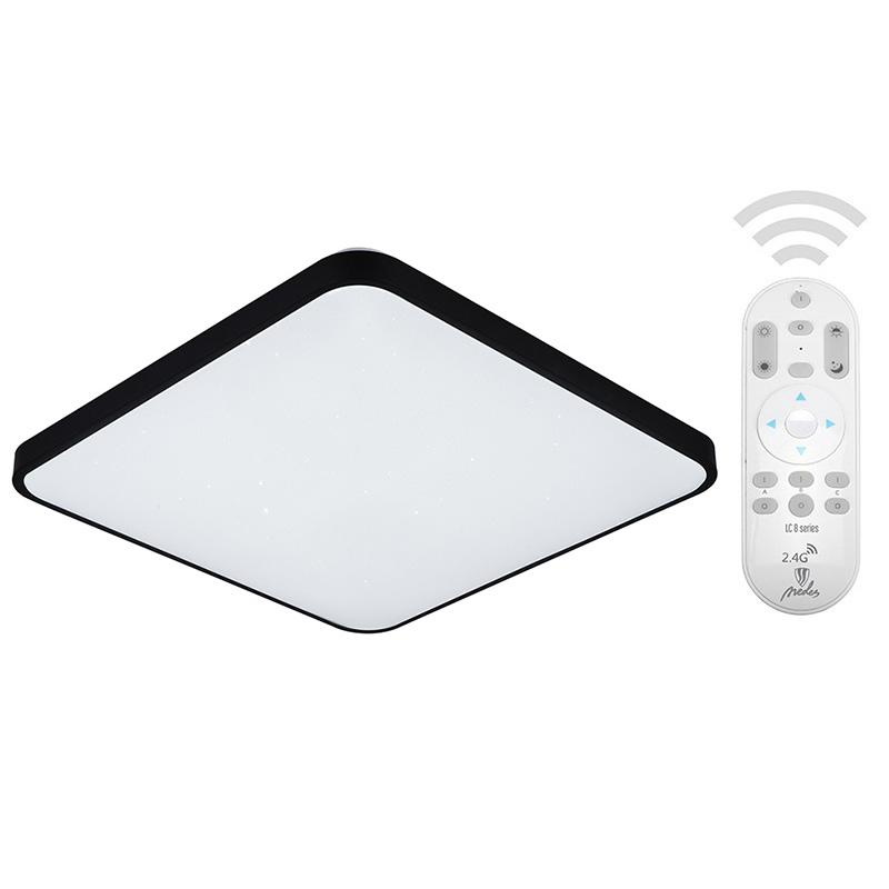 LED svietidlo 50W + diaľkový ovládač (LC811A/BK/S)