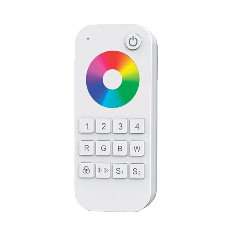 RF LED RGB OVLÁDAČ 4-ZÓNY (99RGBREMOTE4)