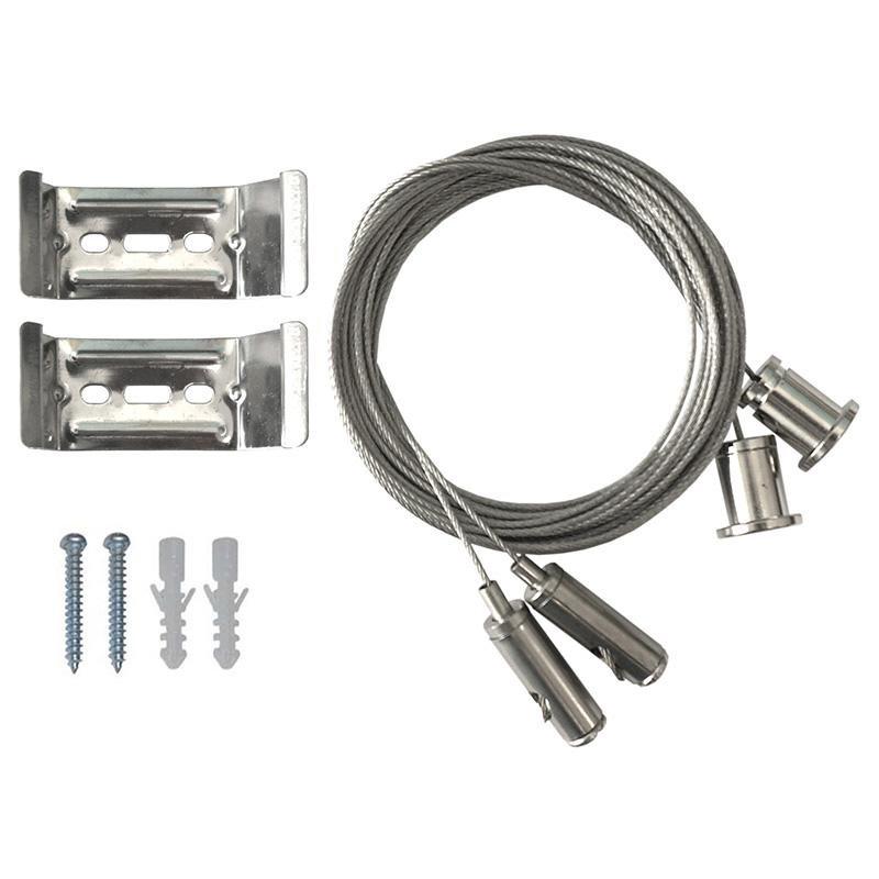 Závesné príslušenstvo pre LED svietidlá IP65(LNL223,LNL32./3) (SNN250)
