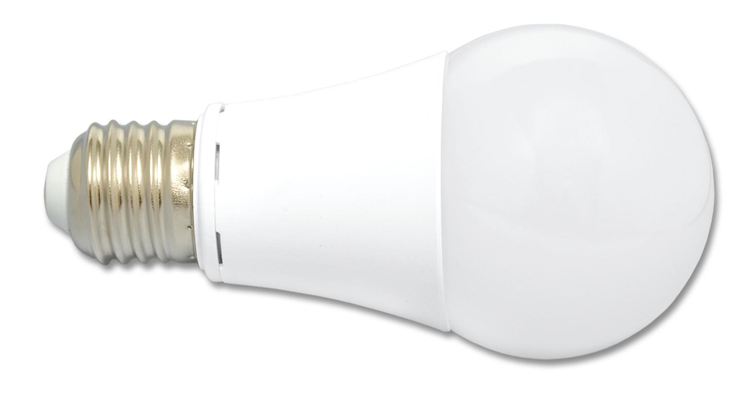 Ecolite LED žiarovka E27 10W studená biela