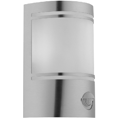 Vonkajšie svietidlo so senzorom ANIS, chromové (Z3019S-CHRM)
