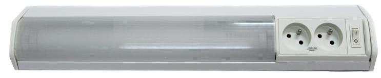 Ecolite TL3020-15/N (Svietidlo žiarivkové 15W vrátane zásuviek)